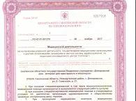 Подробнее: Лицензии